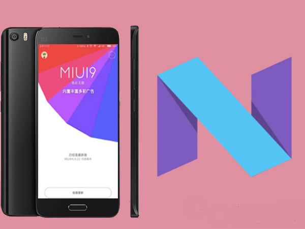 Xiaomi Finally Rolls Out Nougat Update To The Redmi Note 4: Xiaomi Mi 6 And Redmi Note 4X MIUI 9 Update Coming On