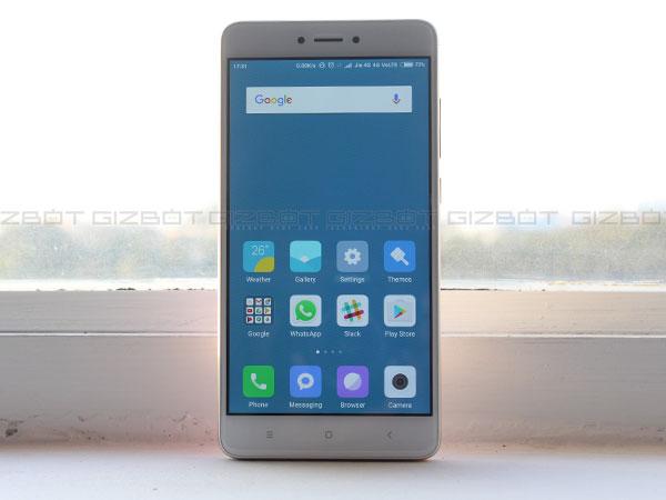 Xiaomi Redmi Note 4 goes on open sale on Flipkart until August 11