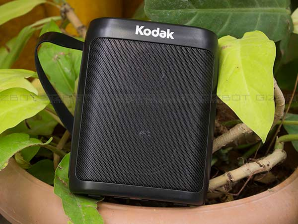 Kodak TV Speaker 68M Review: Built to appeal tech-savvy generation