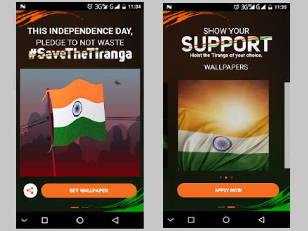 Micromax launches The Tiranga App: The first digital flag for Indians