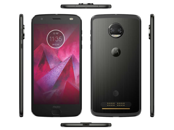 Moto Z2 Force seems to be the new victim of Jelly effect after OnePlus
