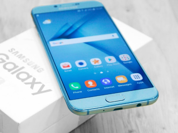 Samsung Galaxy A8 (2016) to get Android Nougat update soon