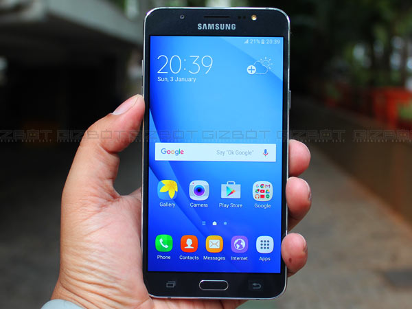 Samsung Galaxy J7 (2016) receives Android 7.0 Nougat update