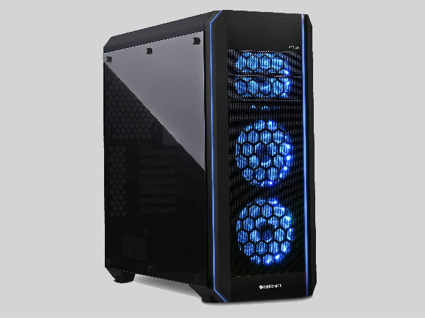Zebronics launches 10 new gaming chassis