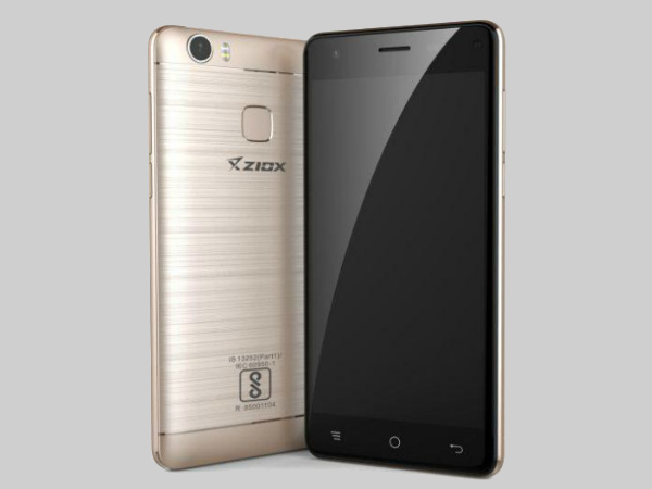Ziox QUIQ Aura 4G smartphone launched at Rs 5199