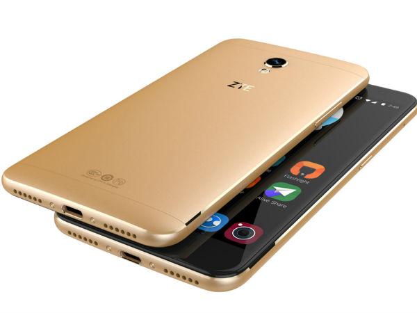 ZTE to soon launch 5 budget smartphones in India