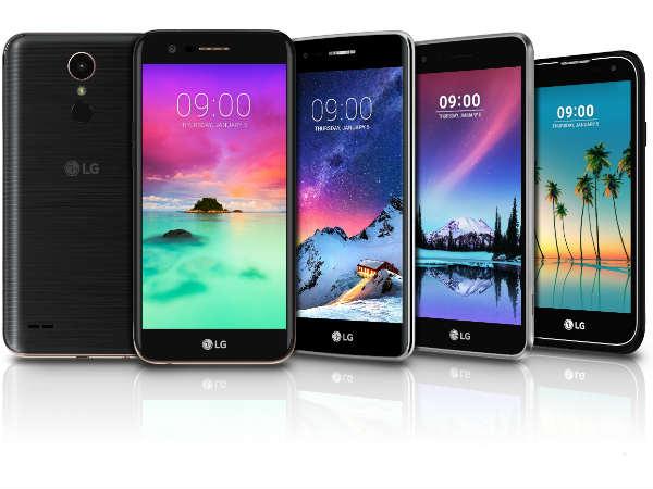 LG K8 2017 specifications