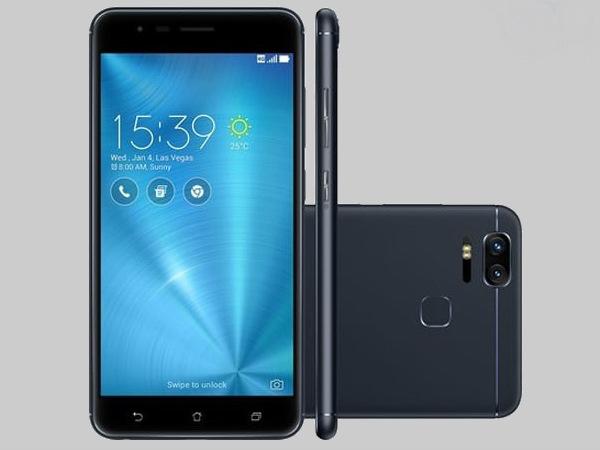 ASUS ZenFone Zoom S (ZE553KL) specifications