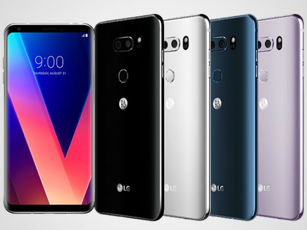 LG V30 and V30+ price finally revealed: It is on the expensive side