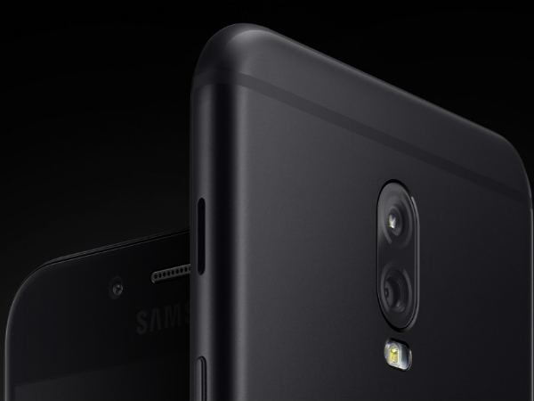 Image result for Samsung Galaxy C8 with Dual Rear Cameras unveiled