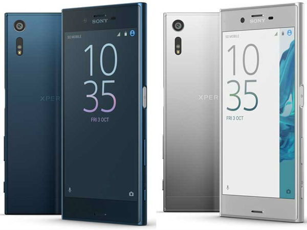 Sony Xperia XZ Premium Vs Galaxy Note8