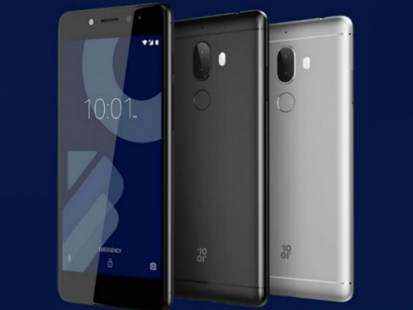 10.or G with a dual rear camera setup launched at Rs. 10,999 onwards