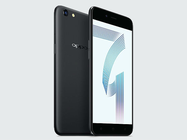 Oppo A71, priced at Rs 12990 launched in India