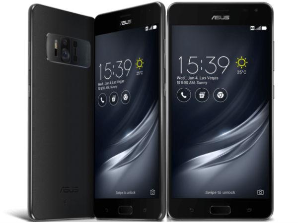 Asus Zenfone AR Vs Apple iPhone 8