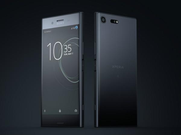 Sony Xperia XZ Premium Vs Apple iPhone 8
