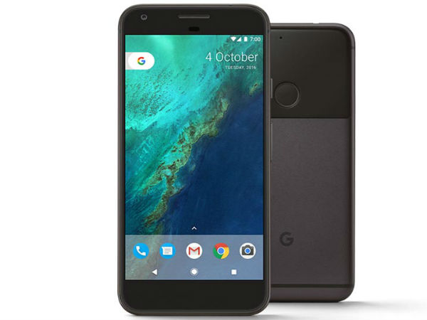 Google Pixel XL Vs Apple iPhone 8