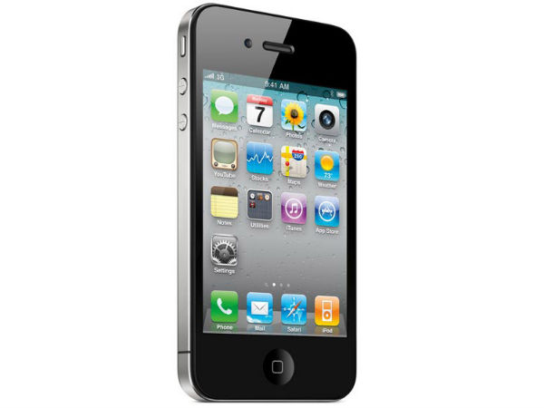 Apple iPhone 4s (EMIs from Rs 679/month)