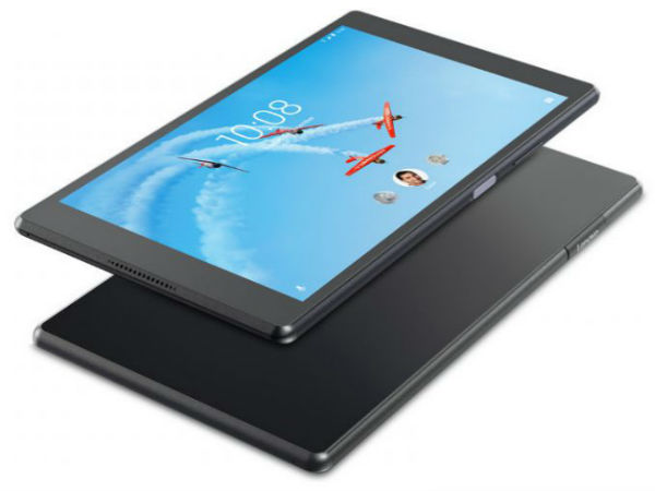 Image result for Lenovo Tab 4 Series tablets launched in India, prices start at Rs 12,990: Specifications, features