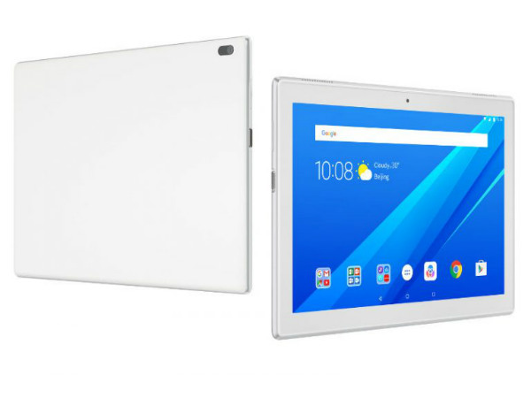 Image result for Lenovo Tab 4 Series tablets unveiled in India at Rs 12,990