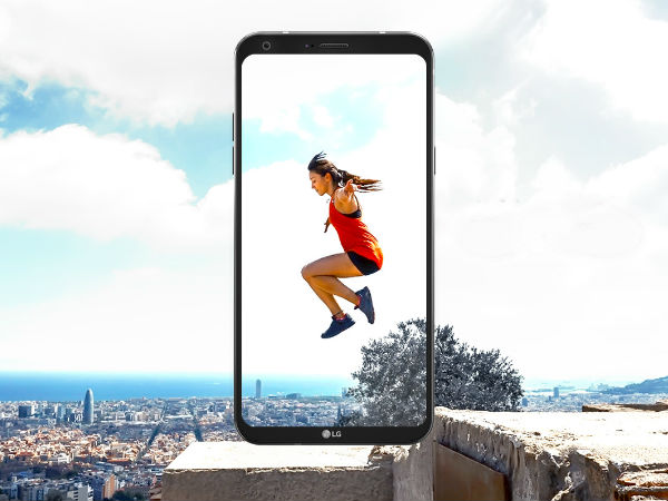 LG launches Q6+ for Rs 17990 in India