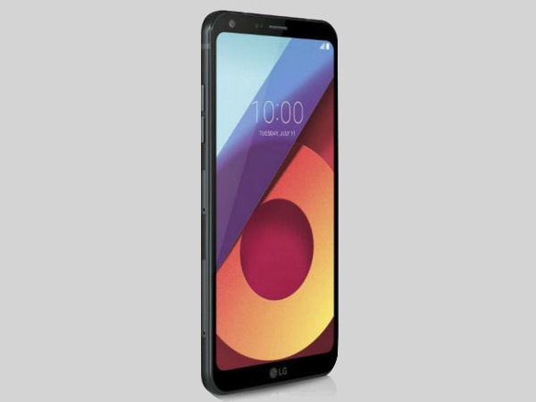 LG Q6+ with 4GB RAM, 64GB ROM, Launched at Rs. 17990