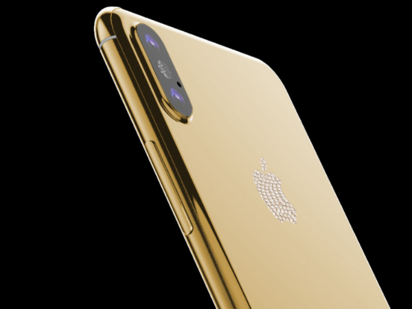 24K gold iPhone 8 is already up for pre-order