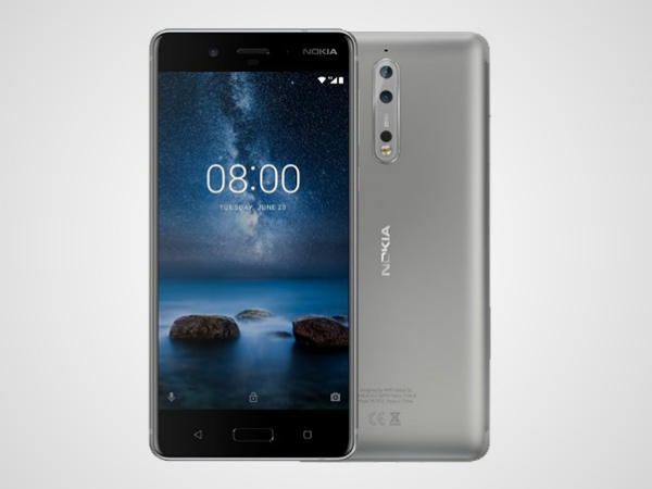 Nokia 8 Launched under Make in India Initiative