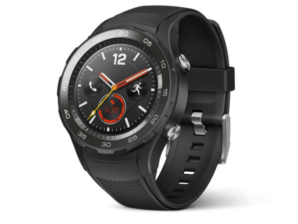 4G-enabled Huawei Watch 2 smartwatch with Android Wear 2.0 launched