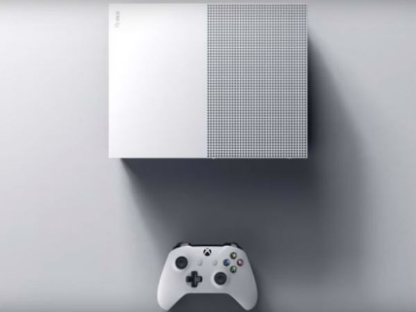 Microsoft's Xbox One X arrives November 7