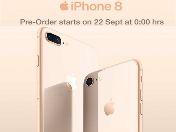 iPhone 8 pre-order starts on 22 September: Threat to premium phones