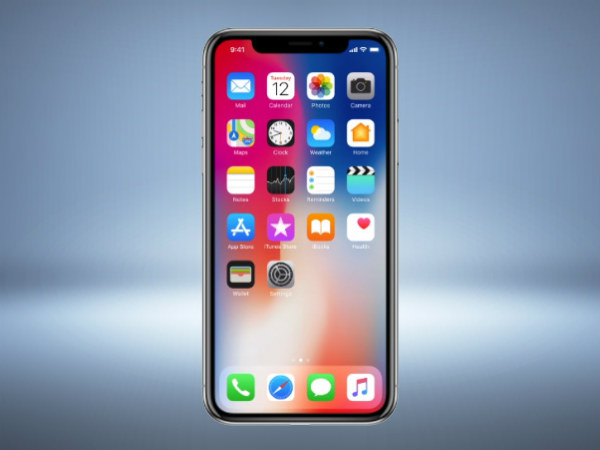 Apple iPhone X production cost estimated to be just $412.75