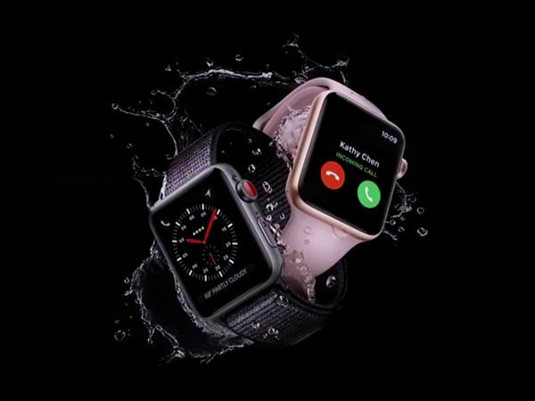 You can now pre-order the Apple Watch Series 3 in India