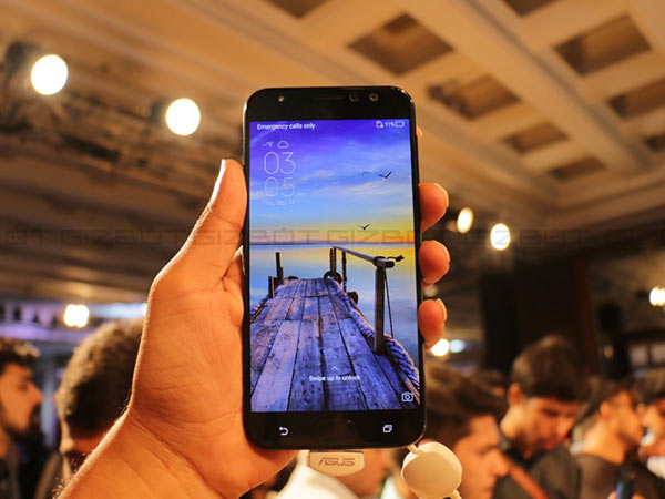 ASUS brings 3 smartphones in 'Zenfone 4' selfie series to India