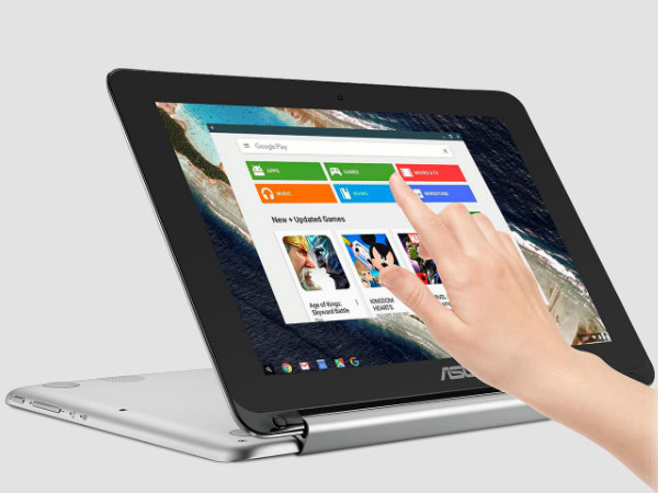 Asus launches its thinnest & lightest flippable Chromebook Flip C101