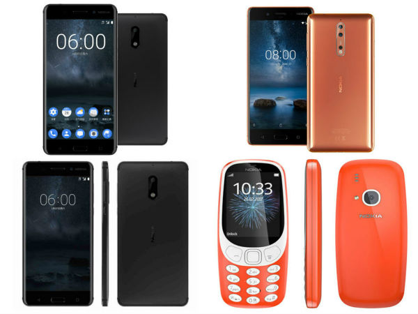 Best Nokia Phones to buy in India with EMI starting from Rs 201