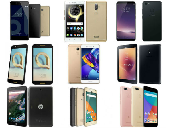 Best smartphones launched last week