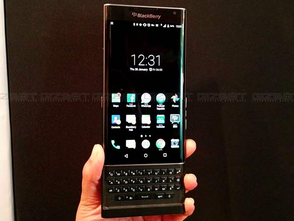 BlackBerry will not roll out Android Nougat update to Priv users