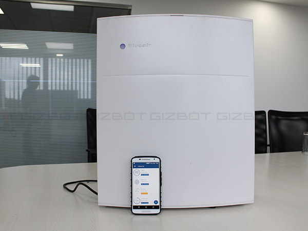 Blueair Classic 280i Review: An effective air quality watchdog