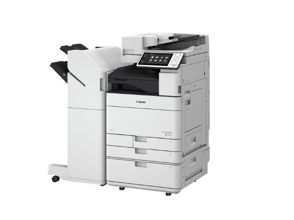 Canon 3rd Gen. ImageRunner MFPs: Taking workplace productivity to next level