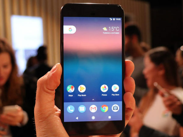 Government uses customized Google Pixel phone for secure communication