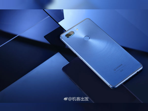 Gionee M7 render leaked; a premium looking device for those who like to flaunt