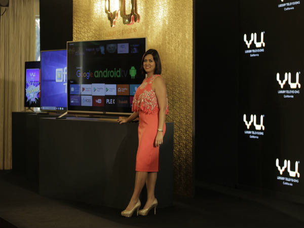 Vu Technologies launches 3 new smart TV series in India