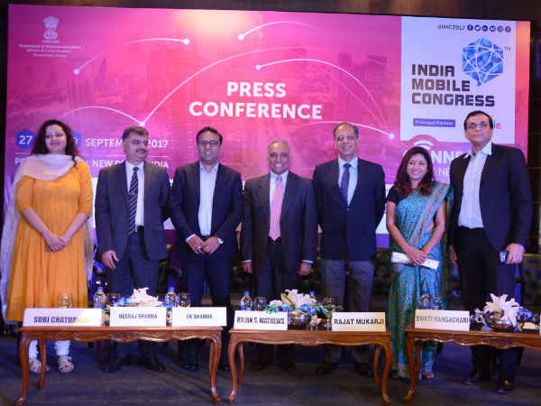 High Level Forum on 5G India 2020