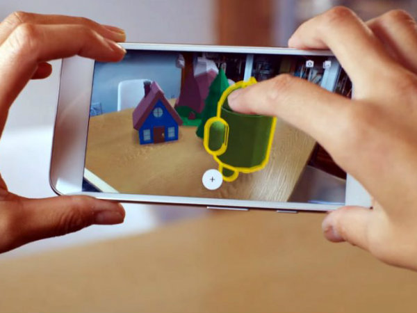 Google introduces Augmented Reality kit ARCore for Android devices