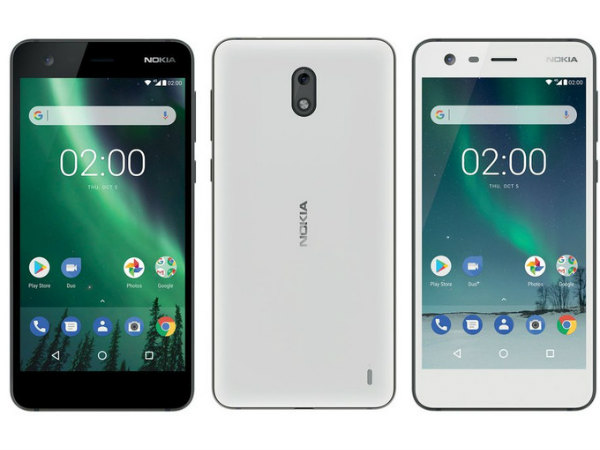HMD to unveil Nokia 2 and another smartphone; two Nokia phones receive CCC certification