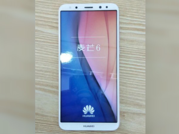 Huawei G10 live images leaked: Looks sleek and premium