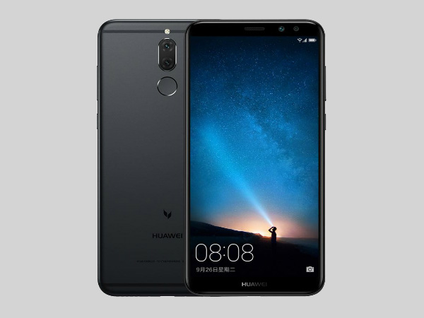 Huawei Maimang 6 launched: Comes with four cameras and almost bezel-less display