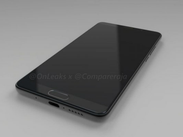 Huawei Mate 10 360-degree renders shed light on design