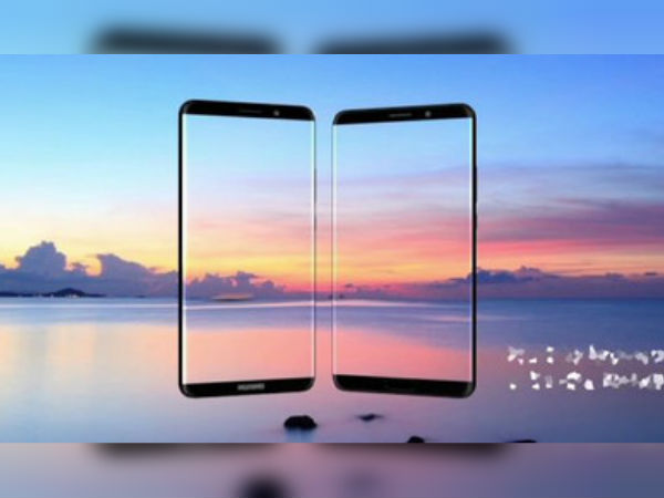 Huawei Mate 10, Mate 10 Pro promo images reveal design and specs
