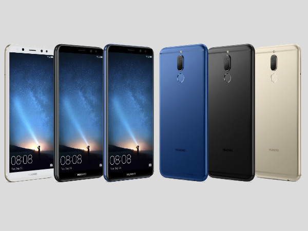 Huawei Mate 10 series will include several new smartphones